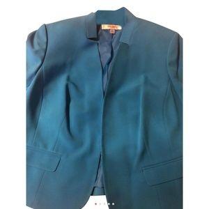 Jones Studio Blue Jacket